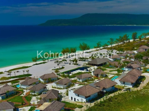Koh Rong land for sale 80 meters to soksan beach long beach royal beach royal sands koh rong (3)