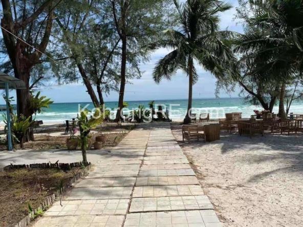 Koh Rong land for sale - near coconut beach (3)