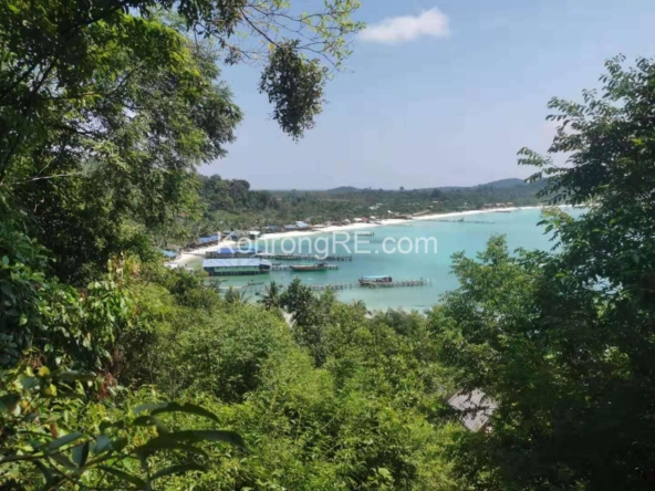 hotel for sale, land for sale, Koh Rong, Cambodia
