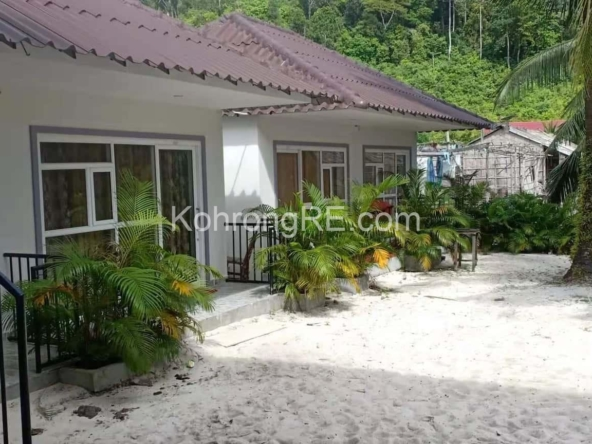 beachfront hotel for sale in koh rong royal beach soksan long beach (2)