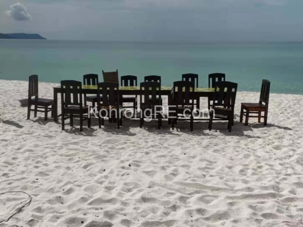 beachfront hotel for sale in koh rong royal beach soksan long beach (3)
