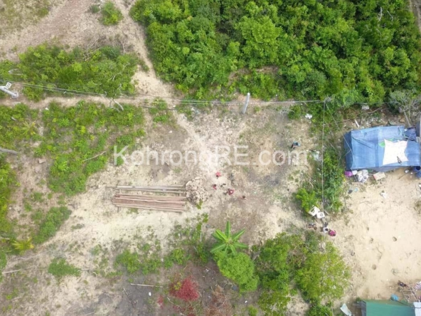land for sale - land for rent - Koh Rong Samloem island - Cambodia - cheap land plot (1)
