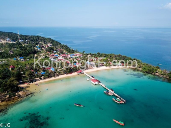 land for sale - land for rent - Koh Rong Samloem island - Cambodia - cheap land plot (2)