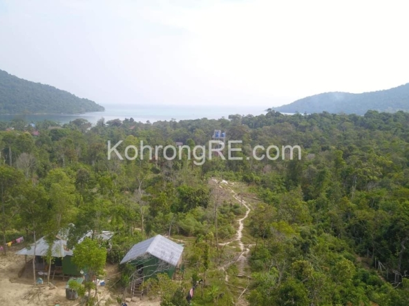 land for sale - land for rent - Koh Rong Samloem island - Cambodia - cheap land plot (4)
