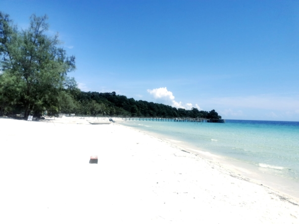 Koh Rong land for sale at Coconut beach (1)