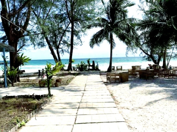 Koh Rong land for sale at Coconut beach (2)