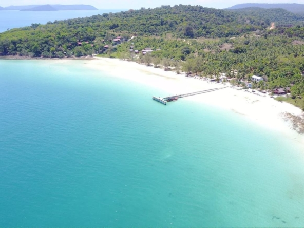 Koh Rong land for sale at Coconut beach (3)