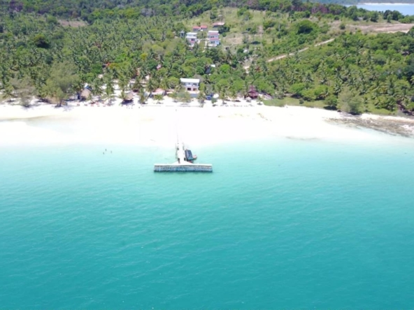 Koh Rong land for sale at Coconut beach (4)