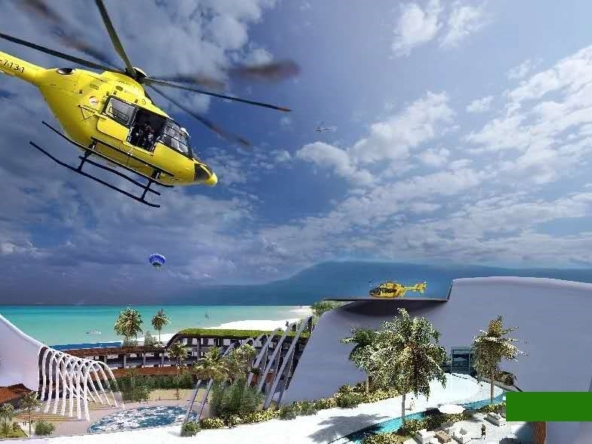 Royal Group development project in Koh Rong (2)